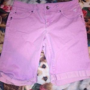 Justice premium shorts